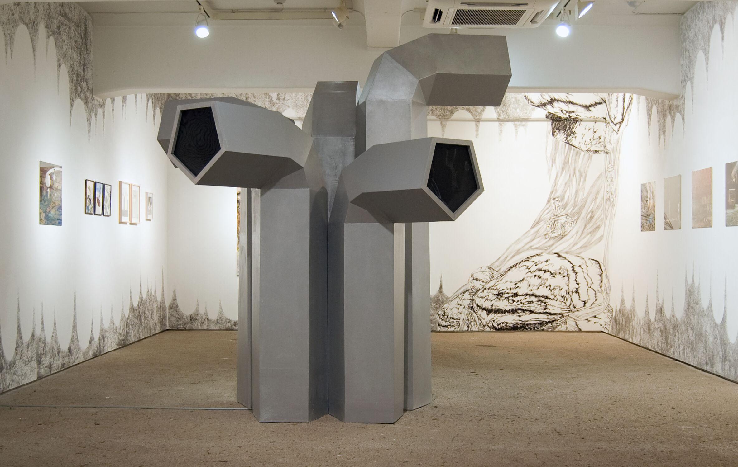 Art Installation Tokyo Japan