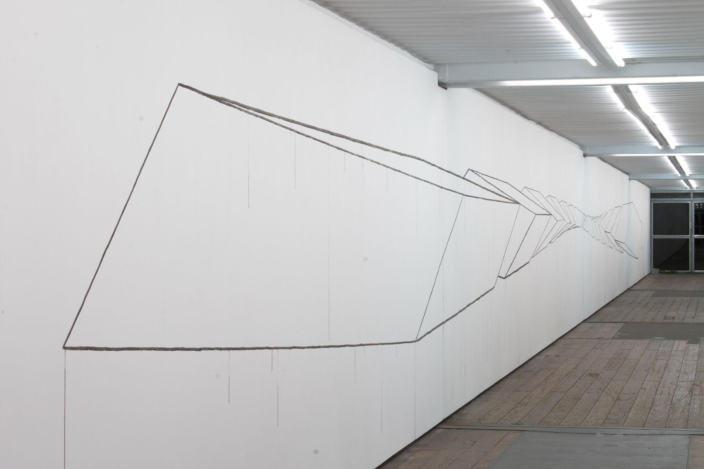 wallpainting wandmalerei raketenstation insel hombroich