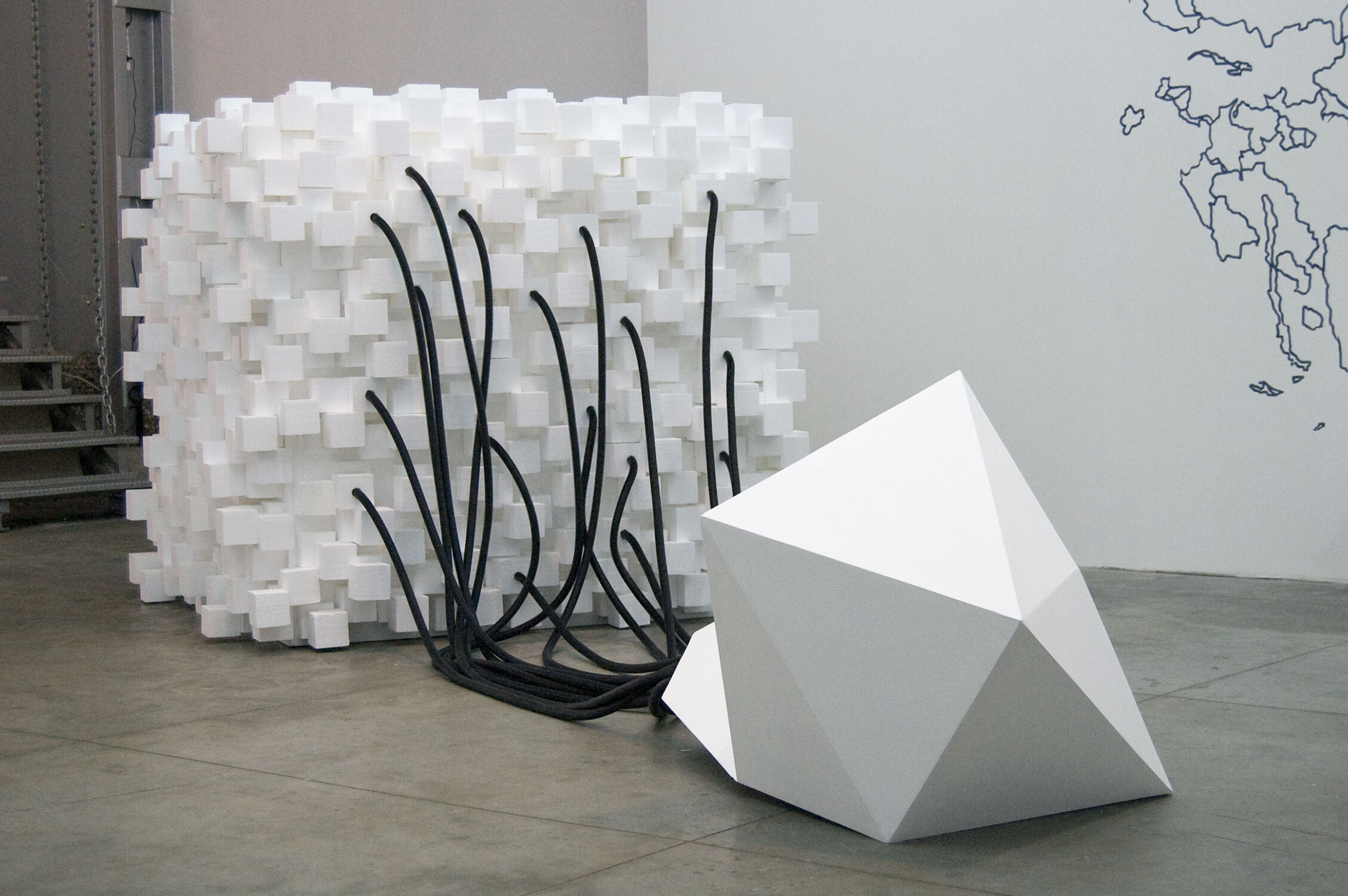 Installation Istanbul Kunst Rauminstallation